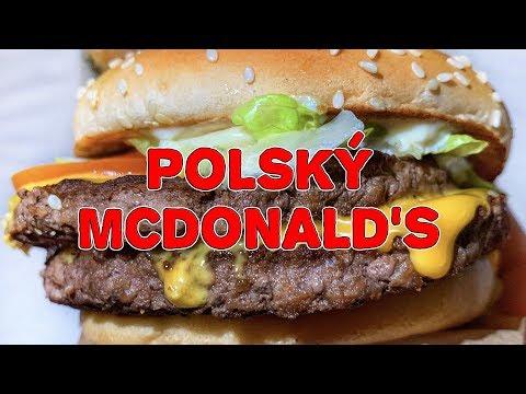 POLSKÝ MCDONALD'S!