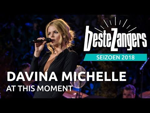 Davina Michelle - At this moment | Beste Zangers 2018 | JB Productions