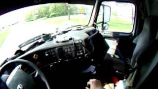 Truck Drive Constantine MI Part 3.AVI