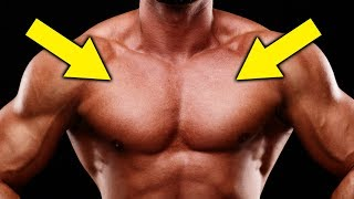 5-Minute Home Dumbbell Chest Workout (Follow Along!!) by BarbarianBody