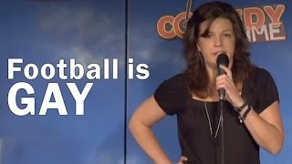Football is Gay - Chick Comedy