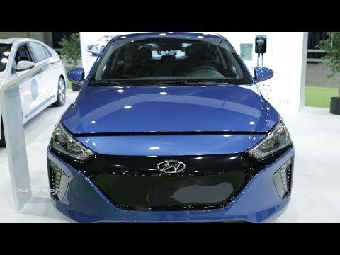 Hyundai Ioniq Electric Хетчбек класса C - рекламное видео 3