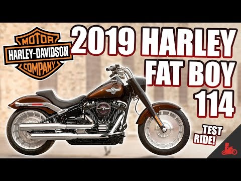 mp4 Harley Davidson Fatboy 114, download Harley Davidson Fatboy 114 video klip Harley Davidson Fatboy 114