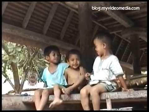 Tenganan, Bali Aga - Indonesia Travel Channel