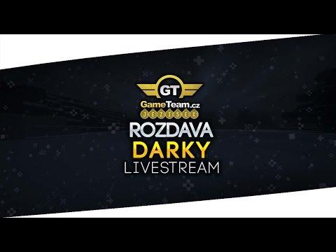 GameTeam.cz | GT Ježíšek nemá dost a znovu rozdává DÁRKY ! 28.12 !