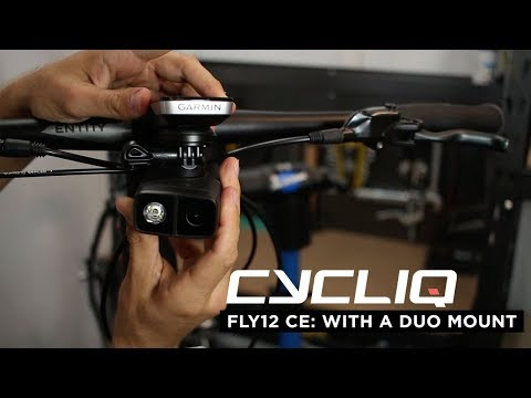 Fly12 CE: Using a Duo Mount