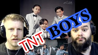TNT BOYS - TOGETHER WE FLY (wish bus) 🧨🤔😲 🚌 metalheads reaction
