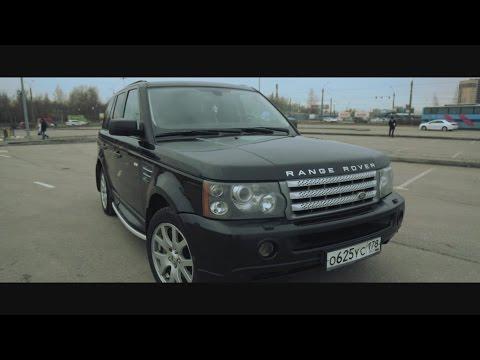 Range Rover Sport / Вся правда за 6 минут