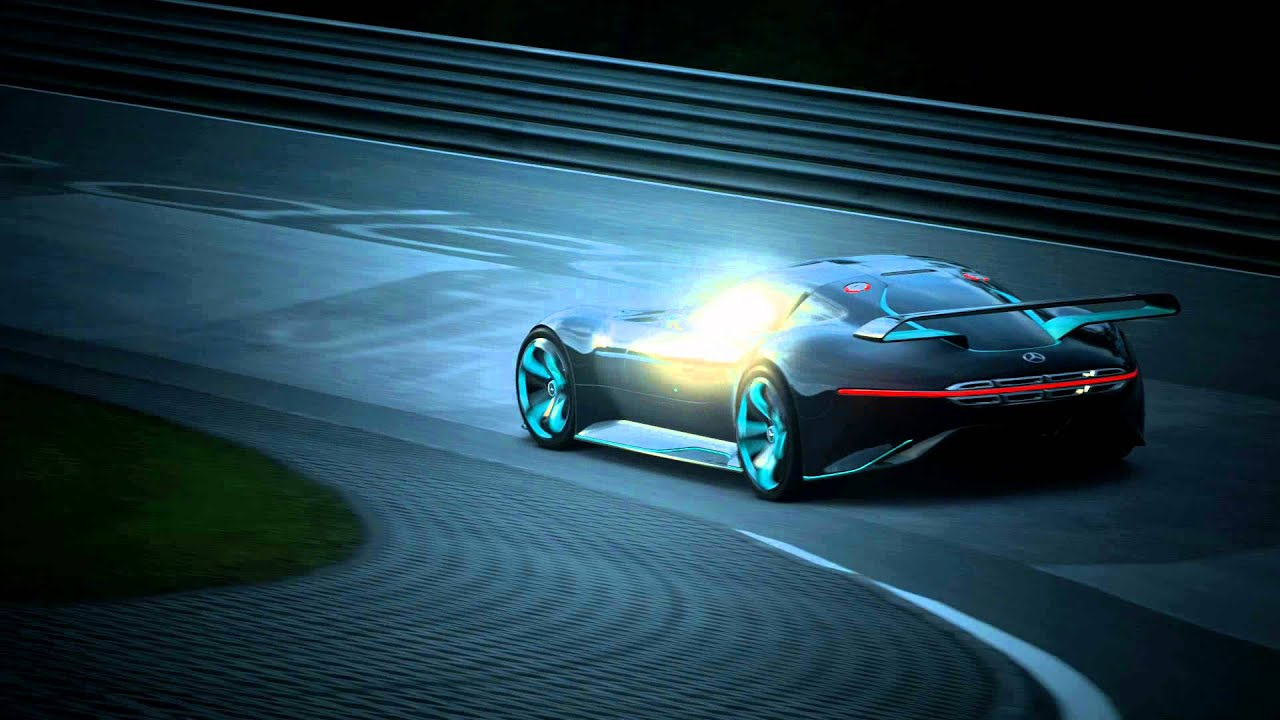 Gran Turismo 6: Be the First to Drive the Mercedes AMG Vision GT