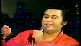 Kishore Kumar Live - Phoolon Ka Taron Ka Sab Ka Kehna Hai
