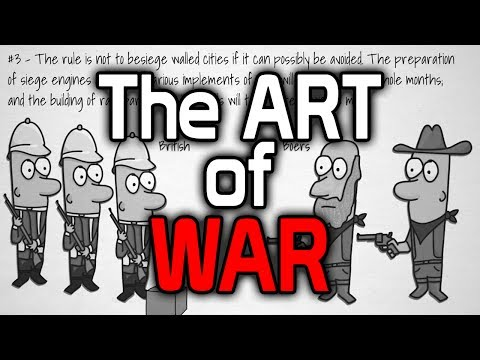 5 Life Lessons - The Art of War Explained (Feat. Eudaimonia)