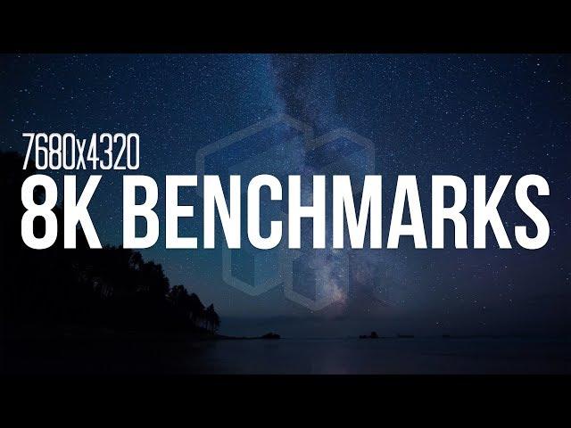 Titan Xp 8K Benchmarks Show Poor Performance | SegmentNext