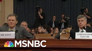 Joe: GOP Came Up With Laughable Defenses During Hearing | Morning Joe | MSNBC