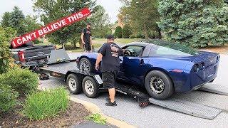 Giving Away My 1,400HP Twin Turbo Corvette...