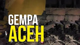 Earthquake In Aceh  Gambar Dan Video Amatir Gempa Aceh