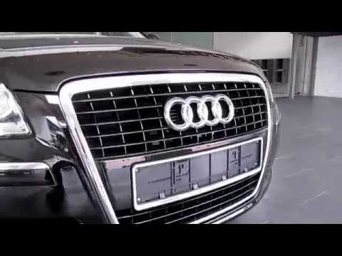 2010 Audi A8L 3.2FSI V6 Start-Up and Full Vehicle Tour