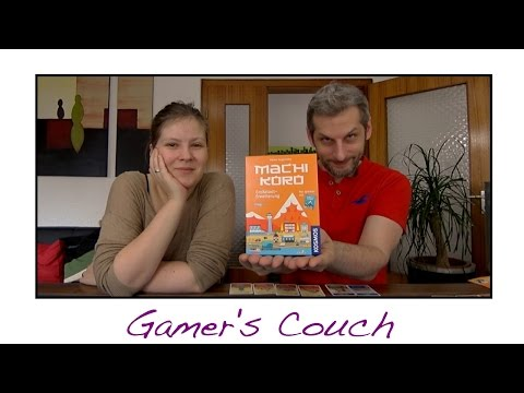 Gamer's Couch #88 - Machi Koro Harbor & Millionaire Row Expansion
