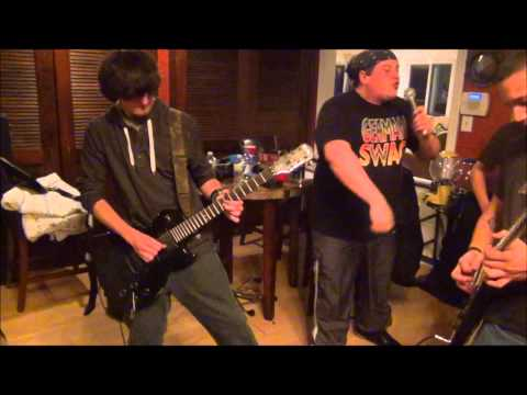 Napalm Party ~ I Will Be Heard (Hatebreed cover)