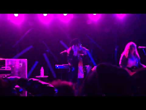 CRUEL YOUTH live 'Mr. Watson' @ NYC's Le Poisson Rouge 11/22/2016