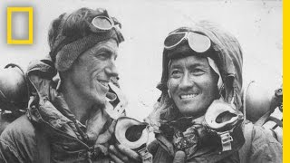 These Were the First People to Summit Mount Everest | National Geographic