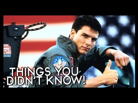 7 Things You (Probably) Didn't Know About Top Gun!
