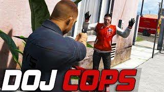 Dept. of Justice Cops #178 - Dealer Wars (Criminal)