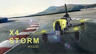 Hubsan H122D X4 5.8G FPV Micro Racing Drone – Just Released !