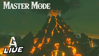 EXPLORING DEATH MOUNTAIN: Zelda BotW MASTER MODE