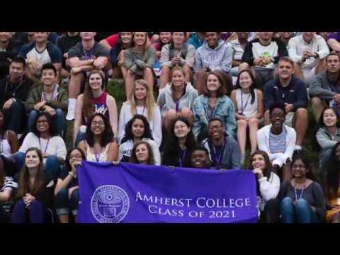Orientation 2017 - Amherst College
