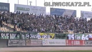 preview picture of video 'ROW Rybnik - Flota Świnoujście 30.03.2014 [Doping kibiców]'