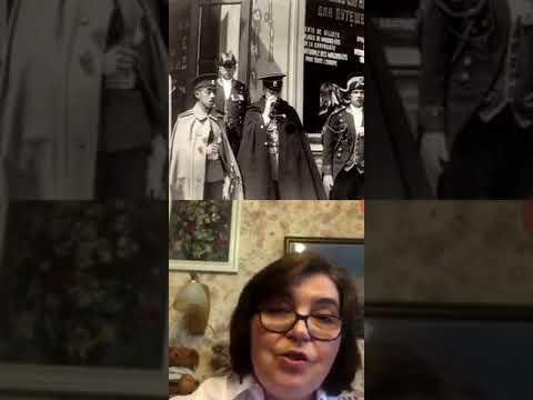 Ливрейные костюмы конца XIX - начала XX века. Рассказывает Нина Тарасова.
