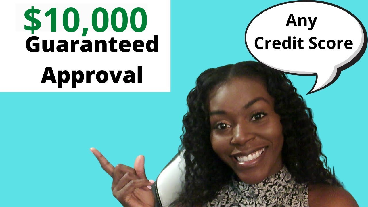 Finest Credit Cards For Bad Credit With High Limitation 2021|As much as $10,000|Easy Rickita thumbnail