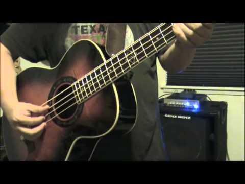Fender T Bucket Bass E Acoustic Electric Bass Guitar Muziker Uk