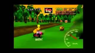 "Mario kart 64 - DK lap - 42""18"
