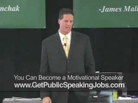 3 Myths about Starting a Motivational Speaking Career