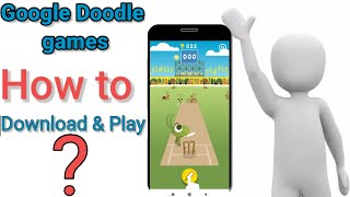 how to download google doodle games | popular google doodle games
