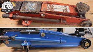 Kamasa 2 Ton Hydraulic Jack Restoration