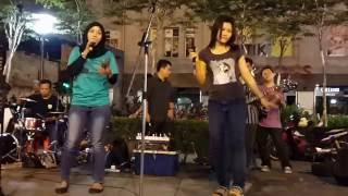 Bossanova-awek Indonesia Feat Retmelo Buskers,bakat Terpendam Dari Seberang