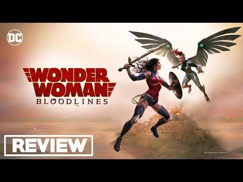 Wonder Woman Bloodlines Review | URDU/HINDI