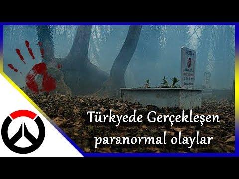 Türkiyede Gerçekleşmiş Paranormal Olaylar Korkucin Vakaları