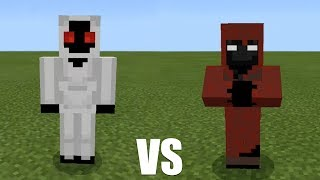 Entity 303 Vs Entity 404 In Minecraft PE