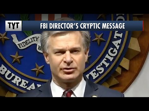 FBI Director Gives Cryptic Warning About Trump