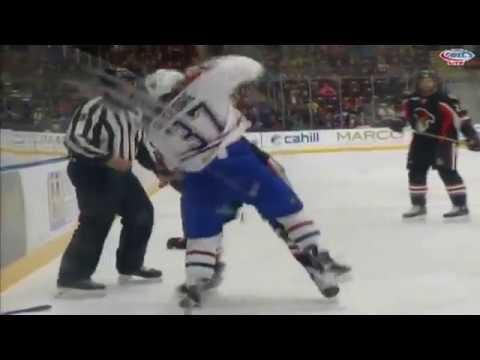 Max McCormick vs Jeremy Gregoire