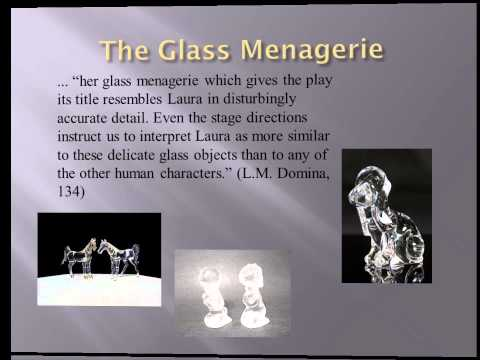 The glass menagerie research paper