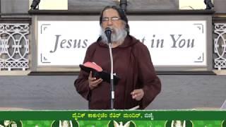 Divine Mercy Retreat Talk - Fr.Dolphy Devdas, Capuchin - Episode 197