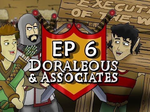 Mightopolis - Doraleous a společníci (S01E06)