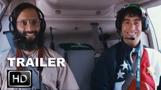 The Dictator Official Trailer 2 [HD]: Sacha Baron Cohen As Admiral General Aladeen: ENTV