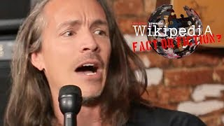 Incubus - Wikipedia: Fact or Fiction?