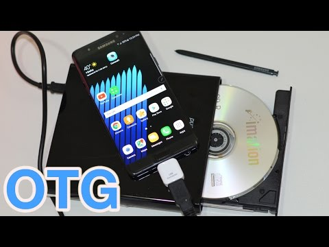 Top 10 Things YOU can do with USB OTG connector – Galaxy Note 7