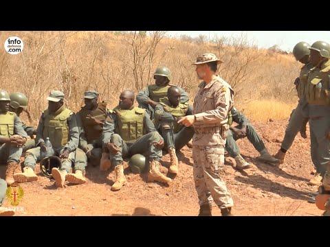 España prevé reforzar la misión EUTM Mali con más militares y nueve bases en 2021